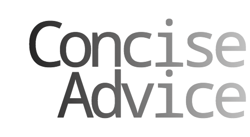 Concise Advice, LLC